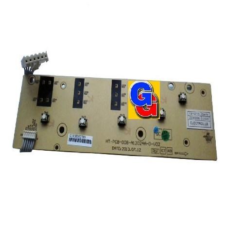 PLAQUETA GAFA INTERFACE DIGITAL PROGRAMMING 6.5 PLACA DE MANDOS GAFA GLAV6100/GLAV7000 ORIGINAL {{COD.ORIGEN: 2220235 (GAFA ARG.) ELECTROLUX}} GLAV 6500