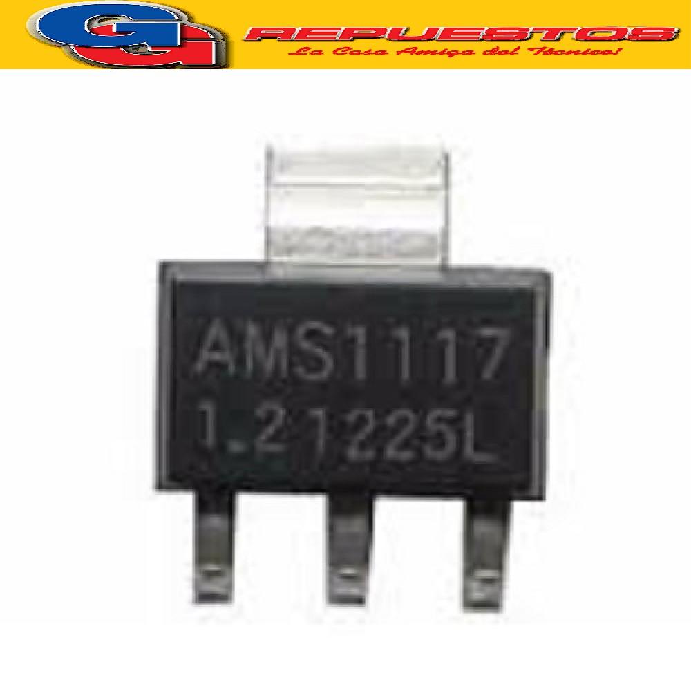 AMS1117-1.2V CIRCUITO INTEGRADO SMD