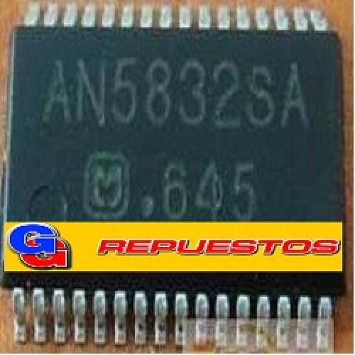 CIRCUITO INTEGRADO AN 5832SA SMD