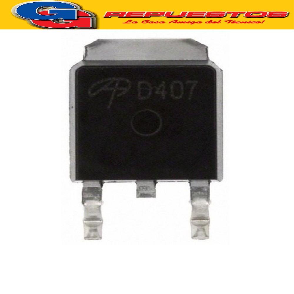 CIRCUITO INTEGRADO AOD407 SMD