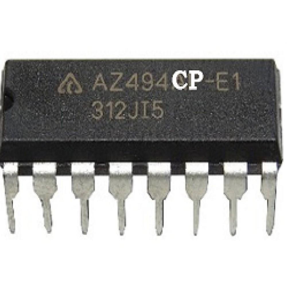 CIRCUITO INTEGRADO AZ 494CP DIP