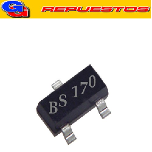 CIRCUITO INTEGRADO BS170 SMD
