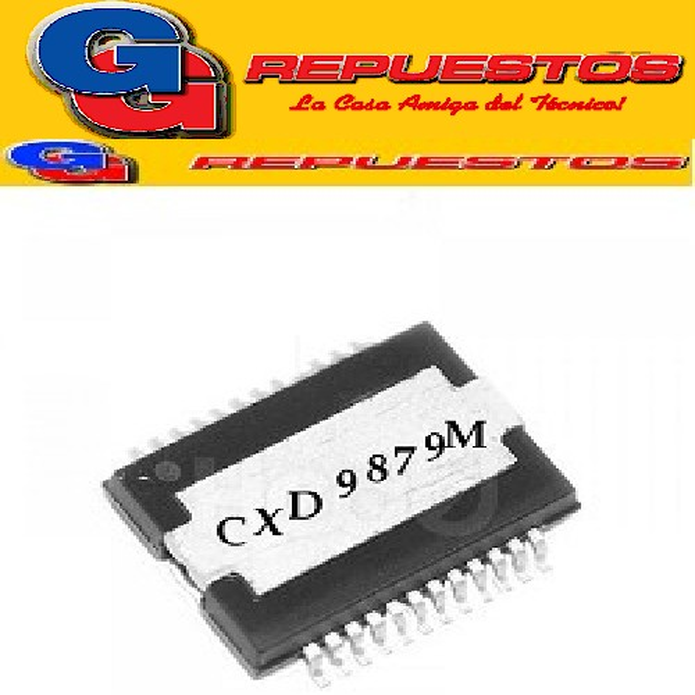 CIRCUITO INTEGRADO CXD9879M SMD