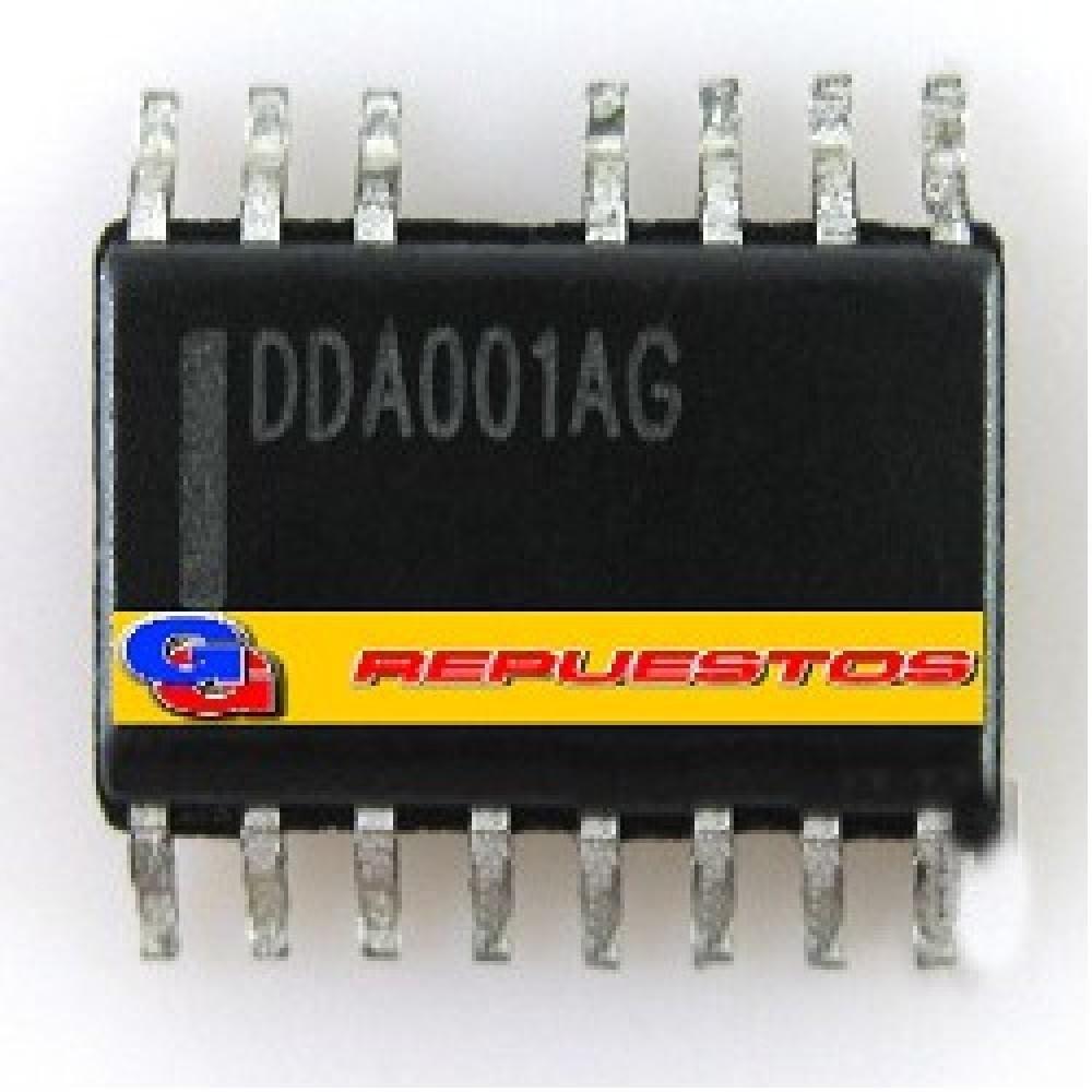 DDA001AG CIRCUITO INTEGRADO SMD