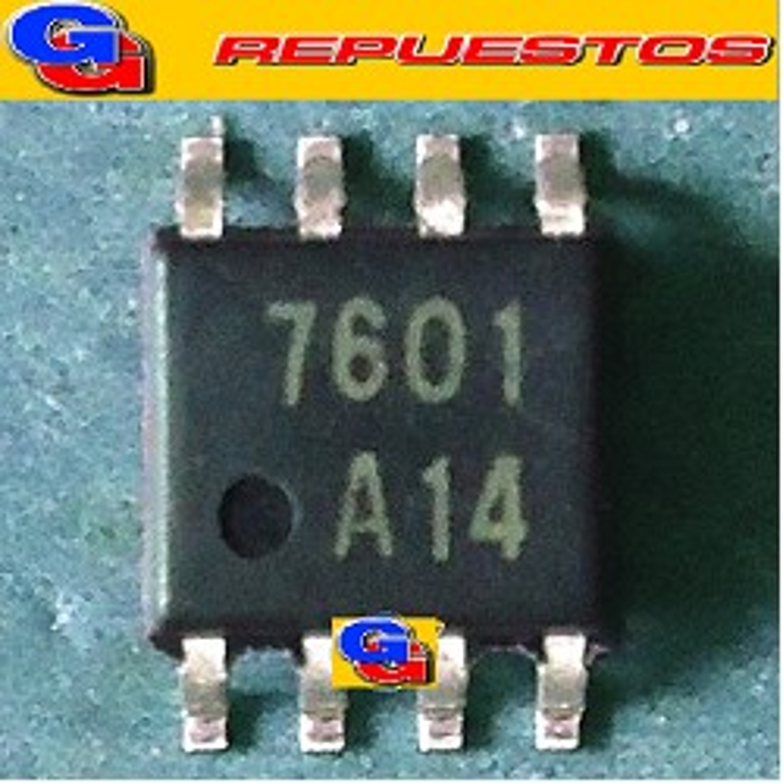 FAN7601 SMD  CIRCUITO INTEGRADO