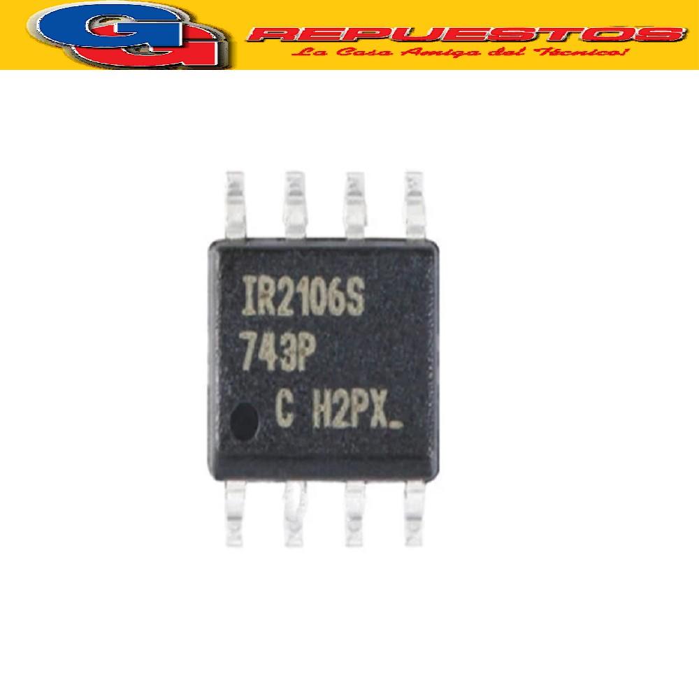 IR2106S SMD CIRCUITO INTEGRADO