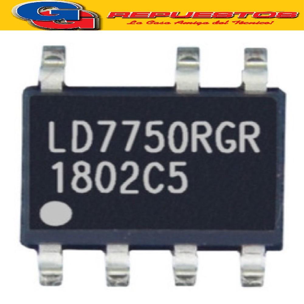CIRCUITO INTEGRADO LD7750 (RGR/HGS) SMD