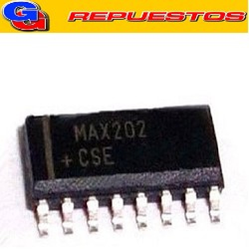 MAX202CSE SMD CIRCUITO INTEGRADO