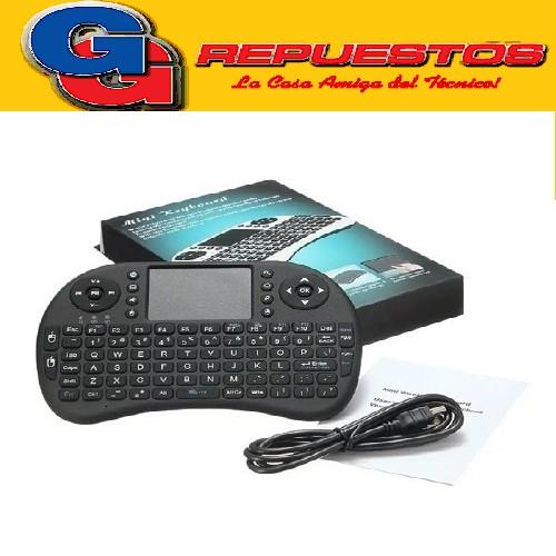 MINI TECLADO INALAMBRICO SMART ANDROID TOUCHPAD TV BOX PC TTP