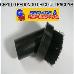 CEPILLO REDONDO CHICO ASPIRADORA ULTRACOMB Y VARIAS. 62-61