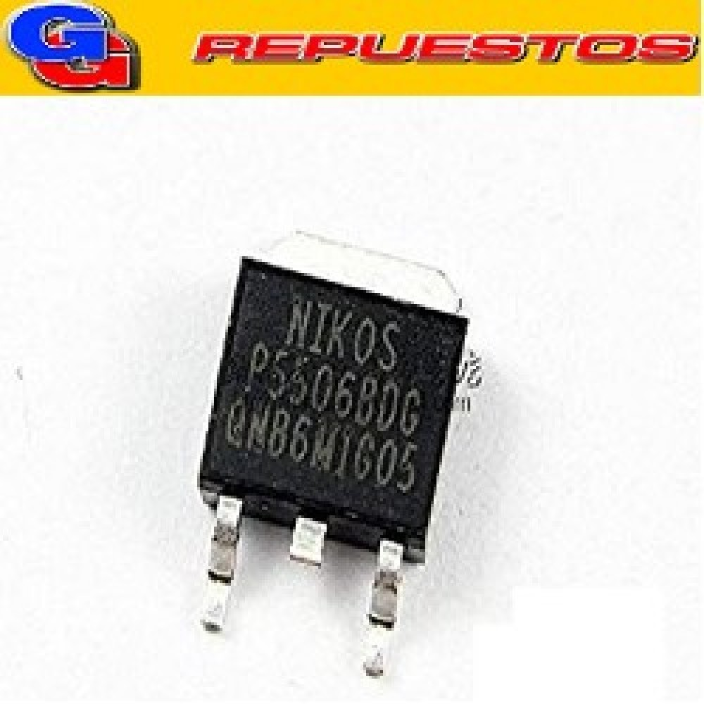 CIRCUITO INTEGRADO P5506BDG SMD