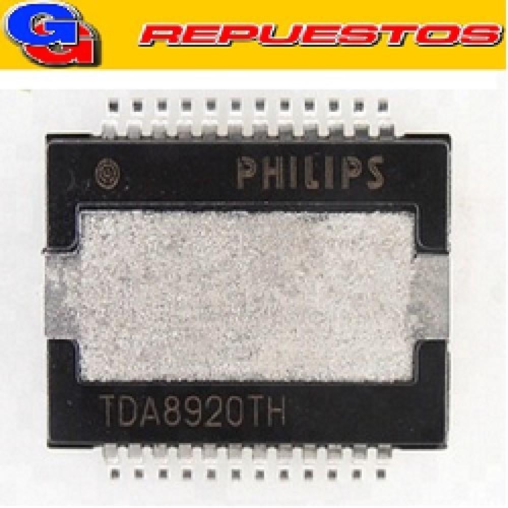 TDA8920TH CIRCUITO INTEGRADO SMD 2 X 80W
