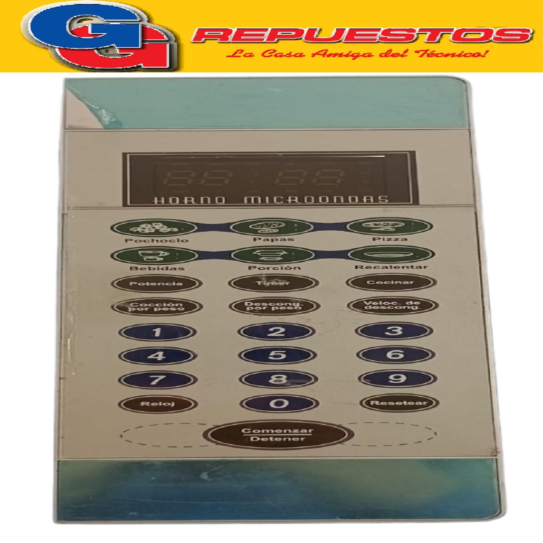 FRENTE C/MEMB Y PLAQUETA WP800AL200II-III