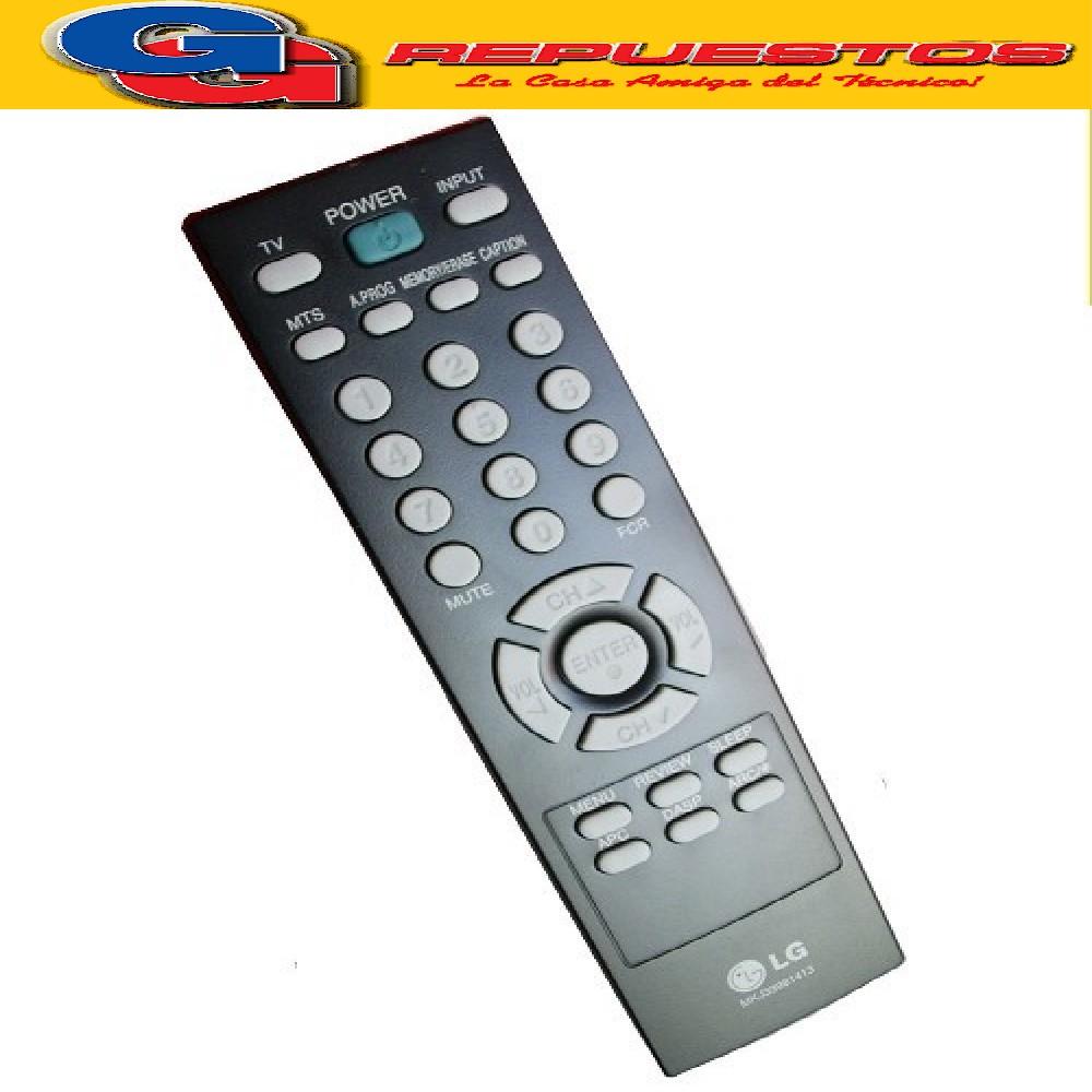 CONTROL REMOTO TV LG MKJ33981409