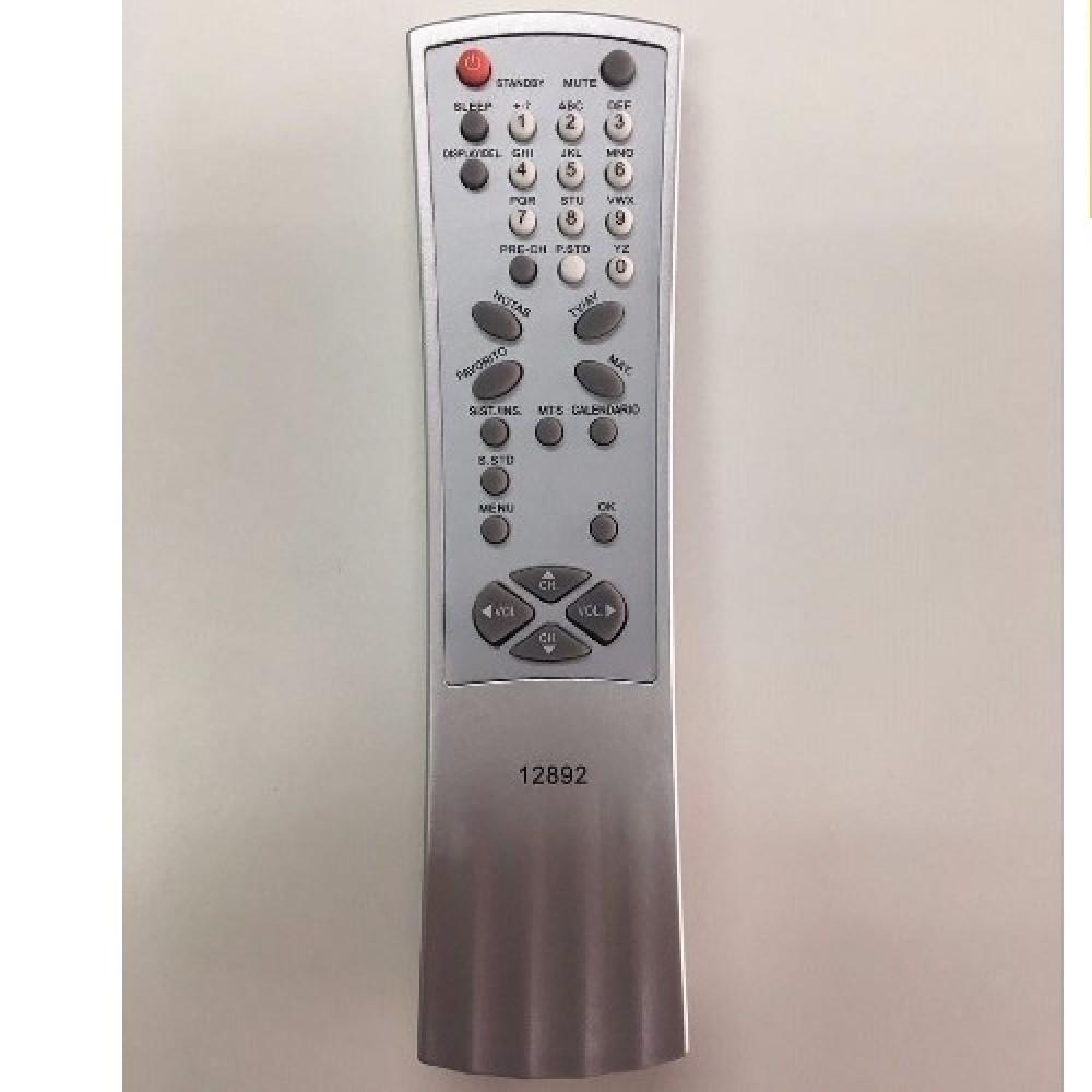CONTROL REMOTO TV BGH-DURABRAND-TCL