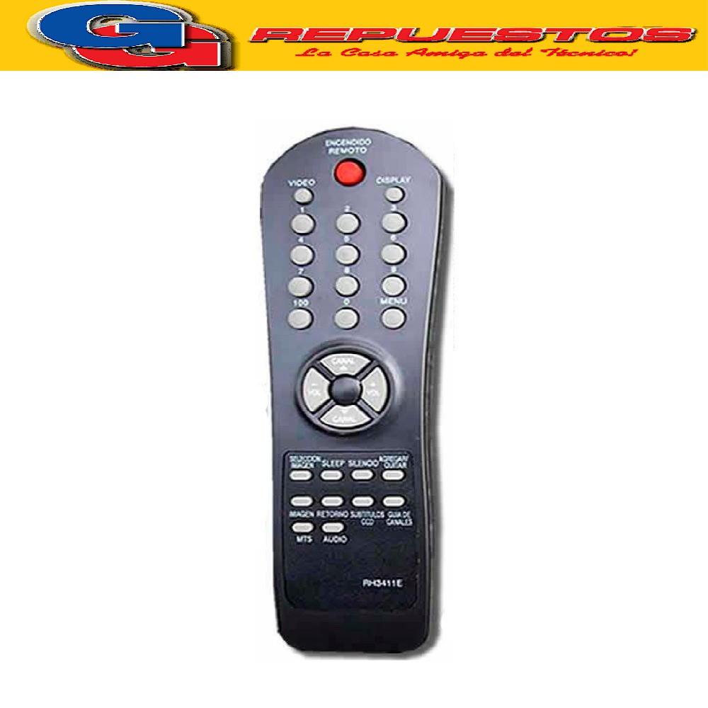 CONTROL REMOTO TV AUDINAC