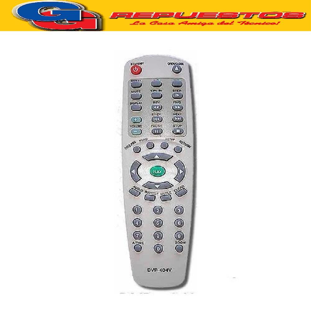 CONTROL REMOTO DVD X-VIEW/ADMIRAL/PHILCO/SANYO/PANORAMIC