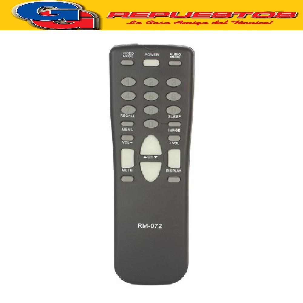 CONTROL REMOTO TV SANYO RC-FXMR