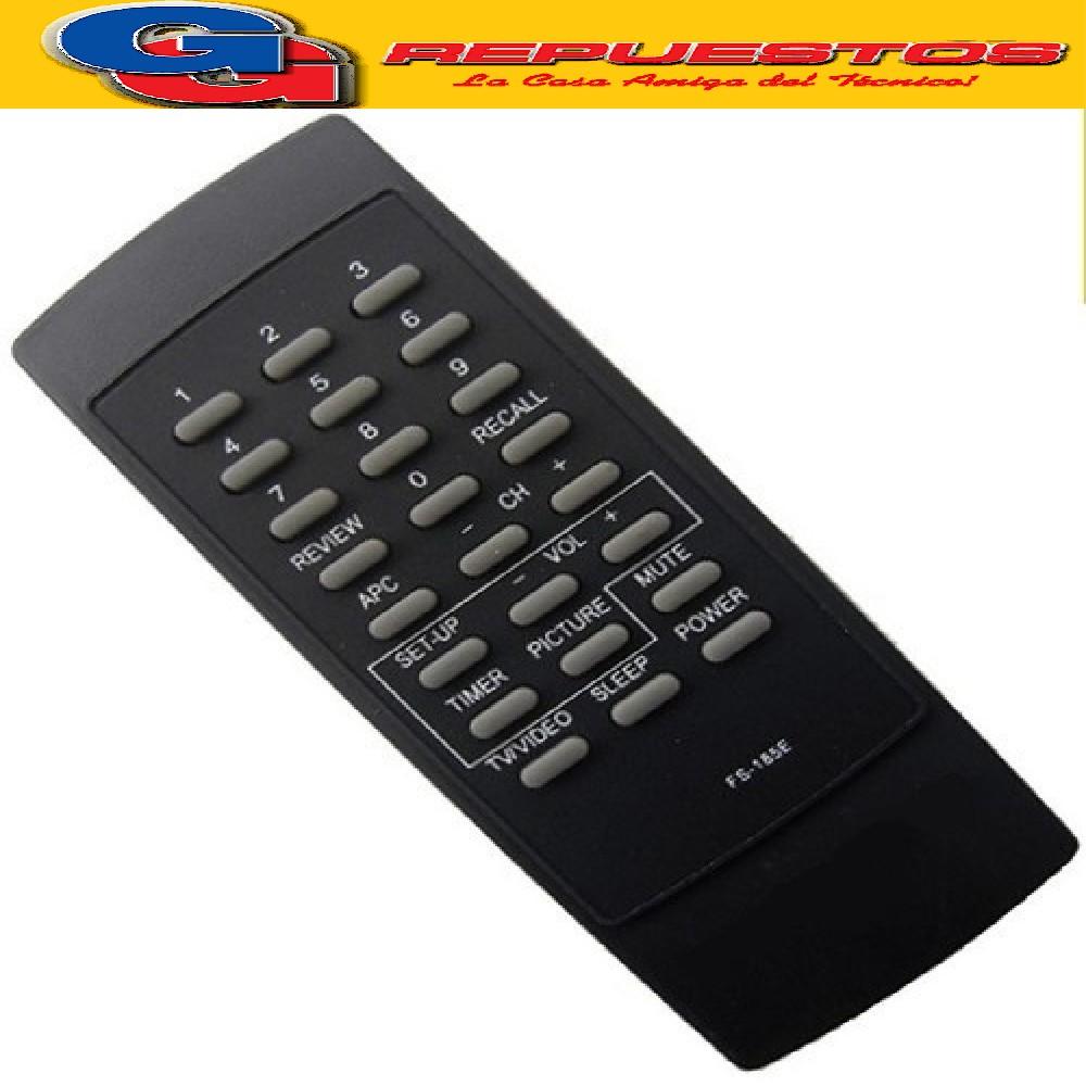 CONTROL REMOTO TV GOLDSTAR FS-185E