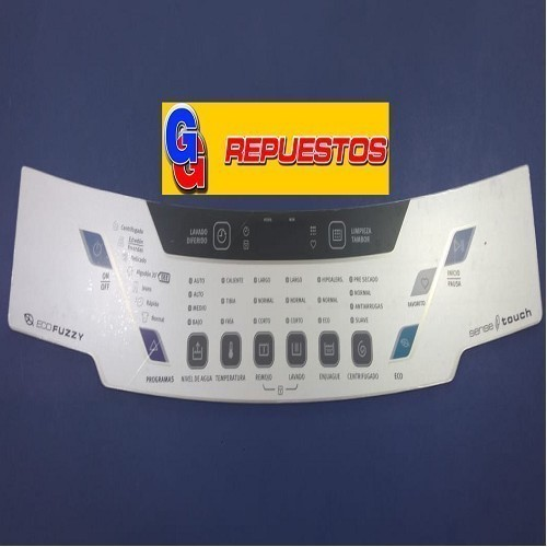 PLACA MEMBRANA ELECTROLUX (ALEJANDRITA). TIPO ELACW09 - ELACW10 SARA.
