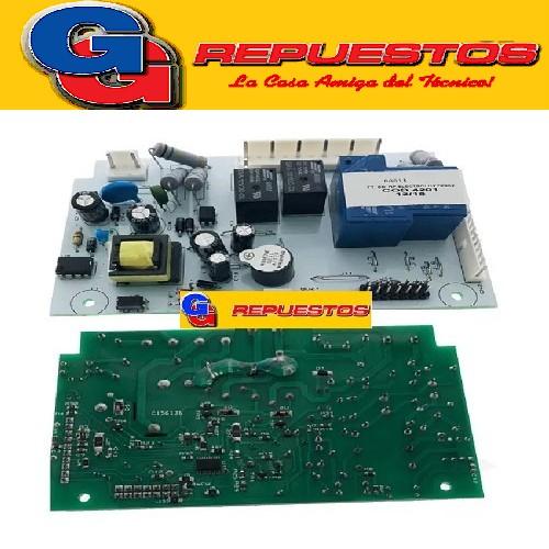 PLAQUETA HELADERA NO FROST ELECTROLUX DF80X. TIPO RP (NACIONAL)