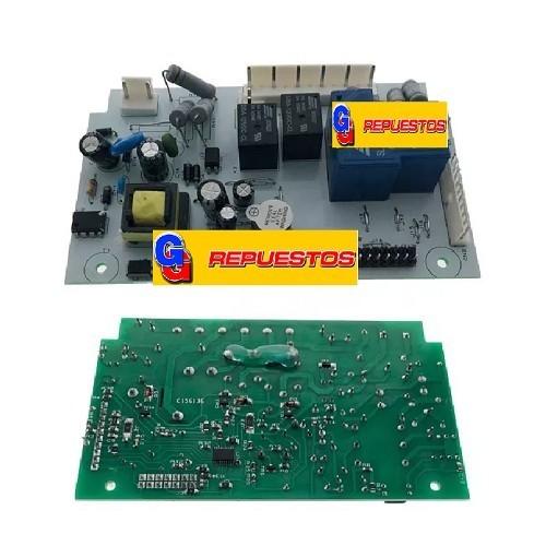 PLAQUETA HELADERA NO FROST ELECTROLUX DF80. TIPO RP (NACIONAL)