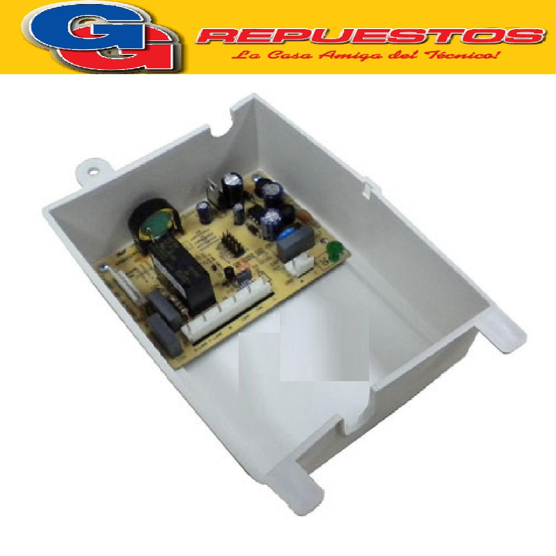 PLAQUETA / UNIDAD CONTROL PARA HELADERA NO FROST ELECTROLUX DC49X (ORIGINAL). CODIGO DE PLACA: 70292464