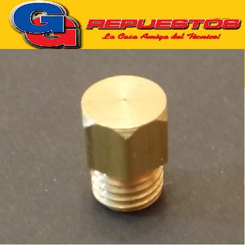 INYECTOR HEXAGONAL 7 mm - 0.35 mm
