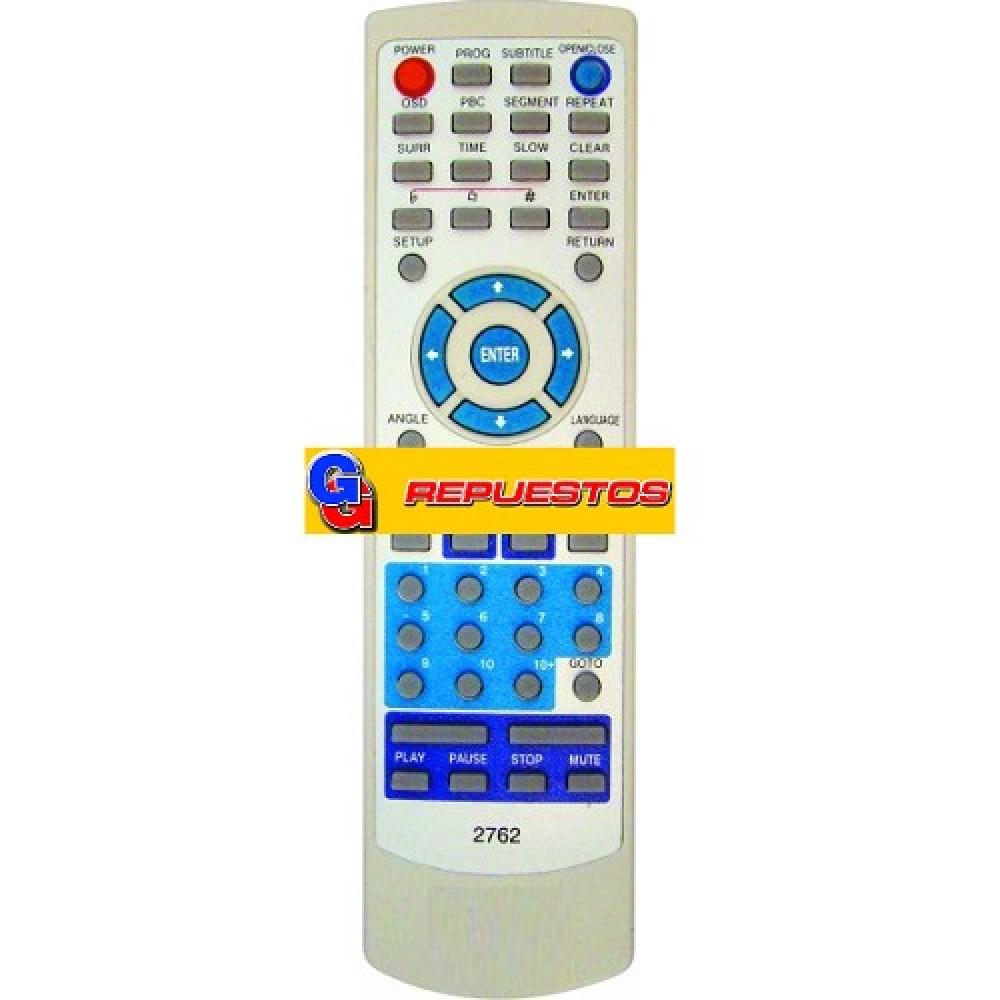 REMOTO DVD CENTURY FST