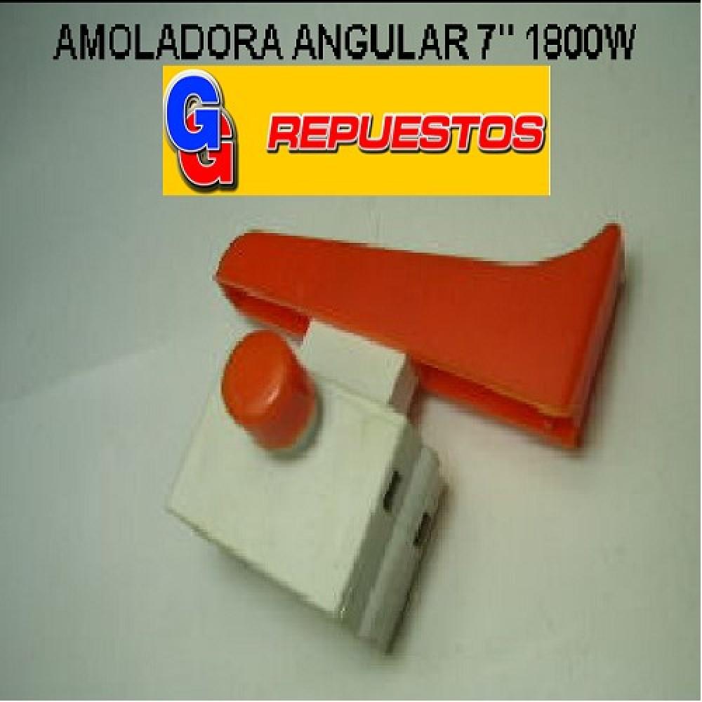 INTERRUPTOR AMOLADORA .ANG.7