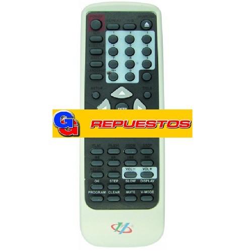 CONTROL REMOTO DVD ACOUSTECH DIGITAL 26   (2798)