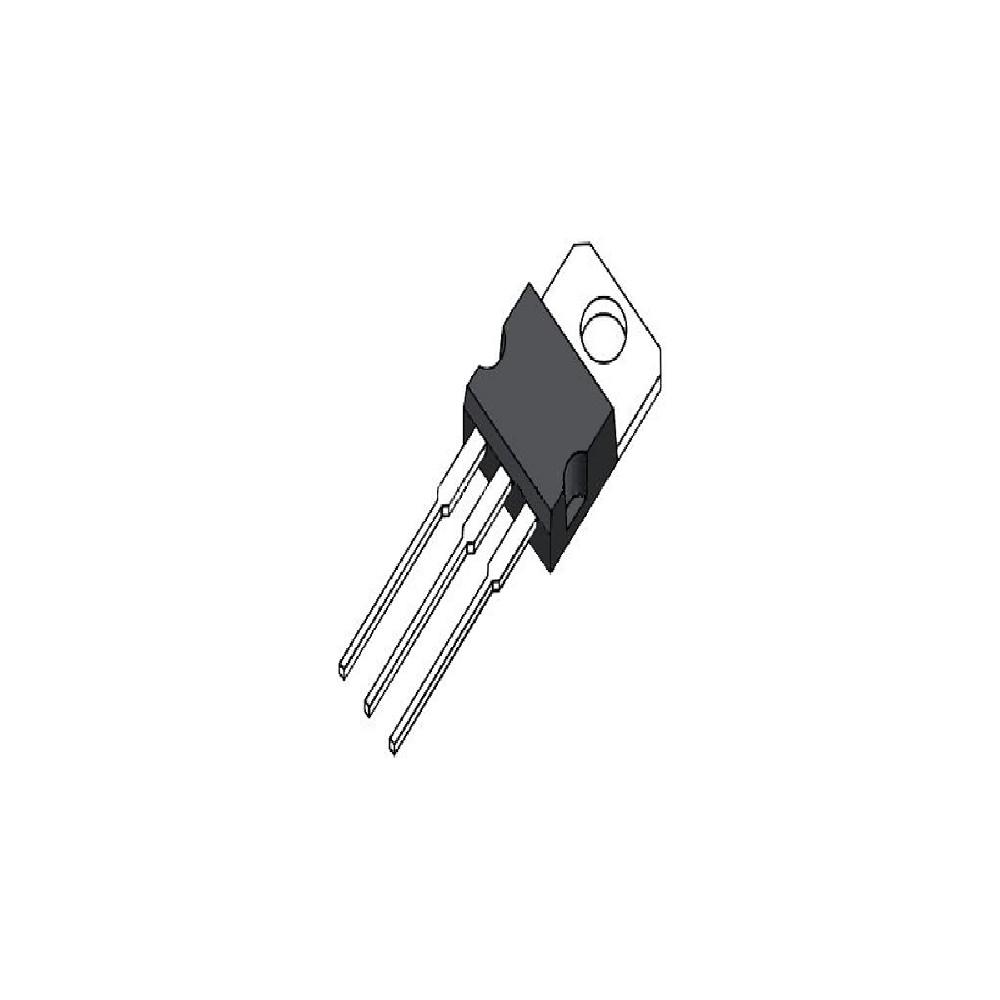 TIP125 TRANSISTOR PNP (IGUAL A TIP 120/126) 65W / 60V / 5A / HFE1000