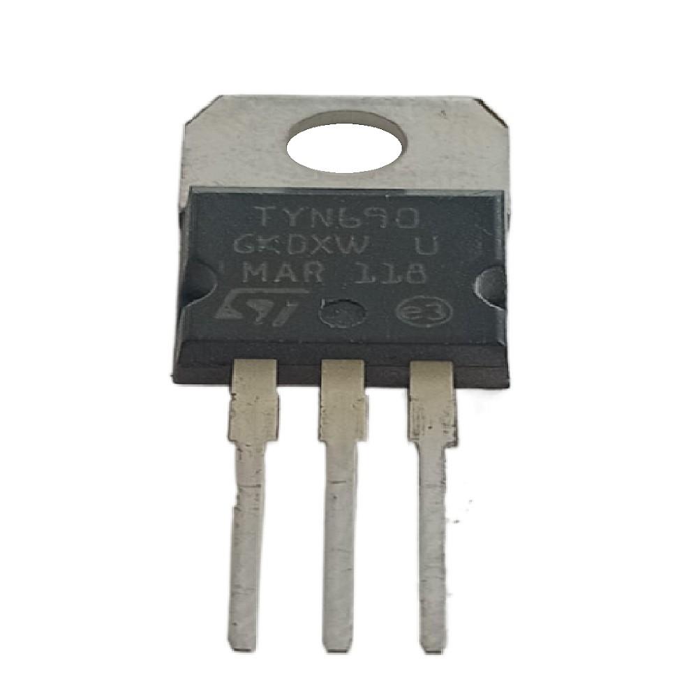 TYN690 TIRISTOR RECTIFICADOR LED 600V / 3A