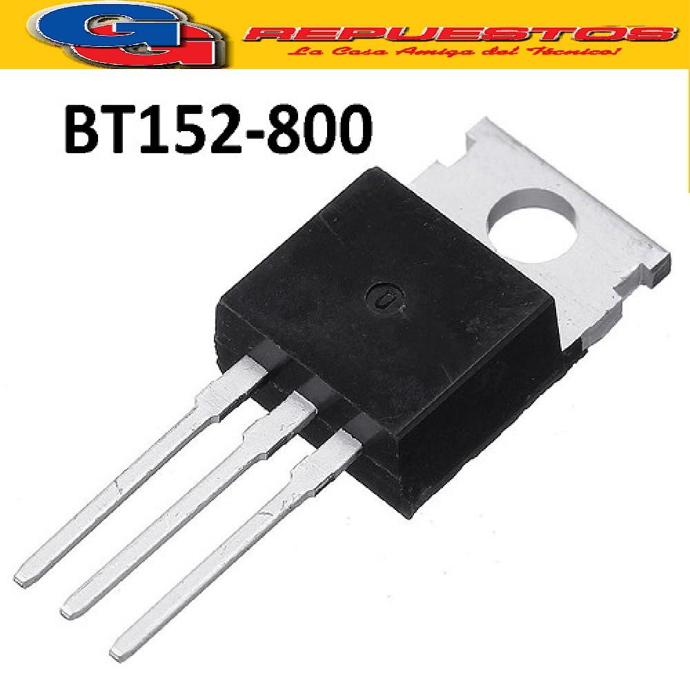 BT152-800 TRIAC 800V/20A/20W
