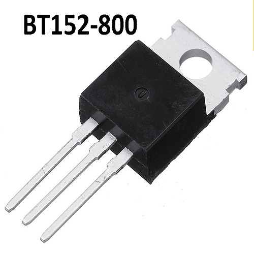 BT152-800 TRIAC 800V/20A/20W