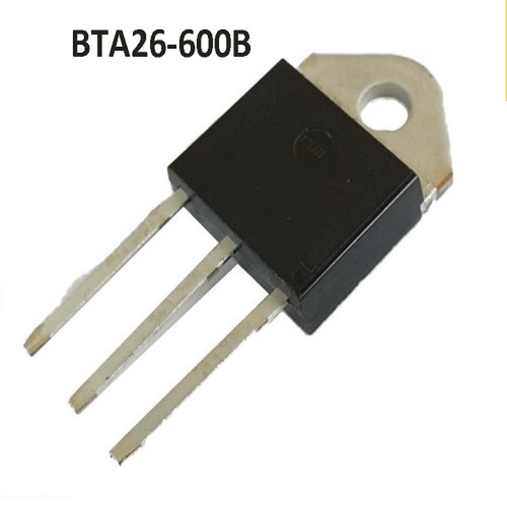BTA26-600B TRIAC 600V/25A/1W