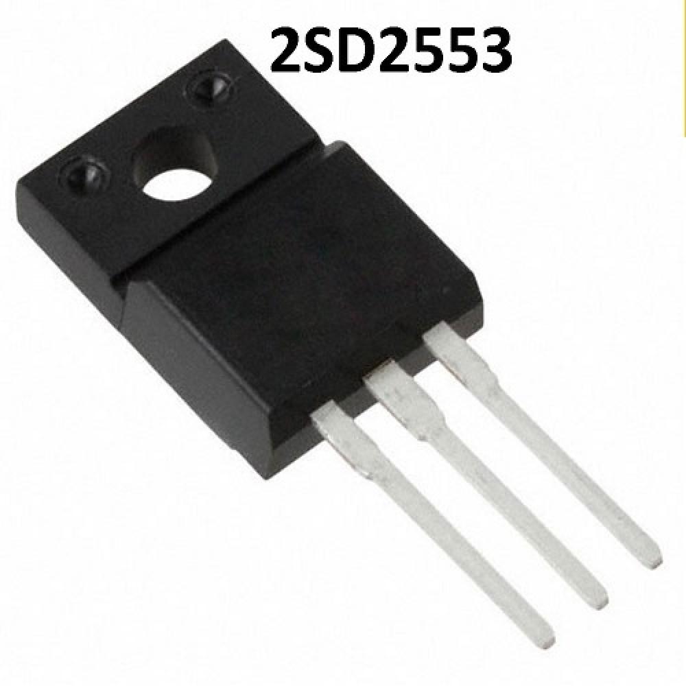2SD2553 TRANSISTOR NPN 1700V / 8A / 50W