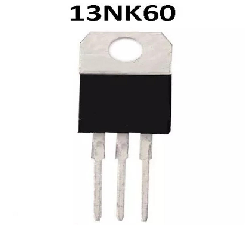 13NK60 TRANSISTOR FET CANAL N (600V/13A/0.48R)