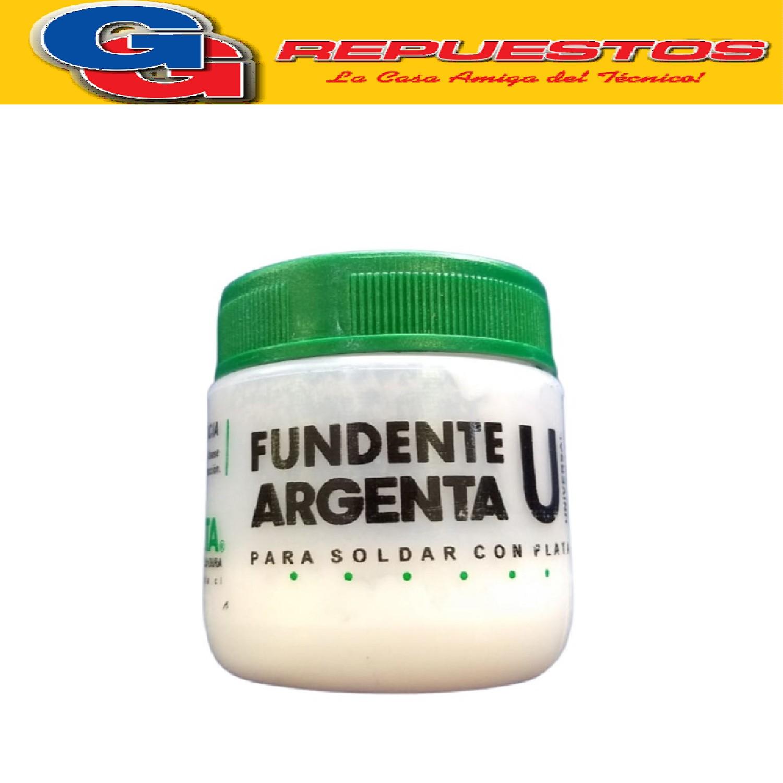 FUNDENTE 50g ARGENTA-pasta-(540-980°C) DECAPANTE
