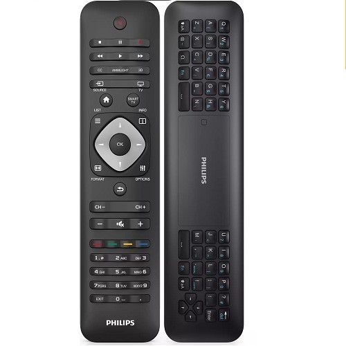 CONTROL REMOTO SMART TV PHILIPS 4K QWERTY PHPHILIPS