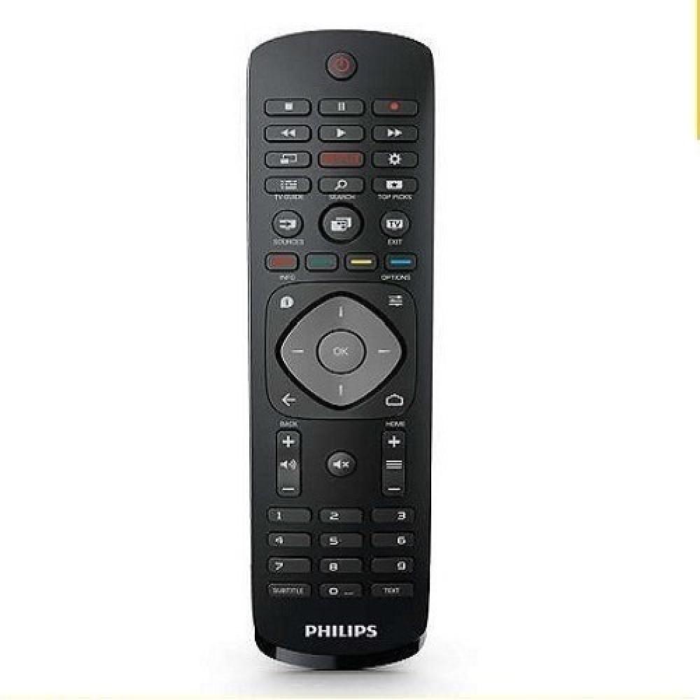 CONTROL REMOTO SMART TV NETFLIX PHILIPS R6876(SP509)
