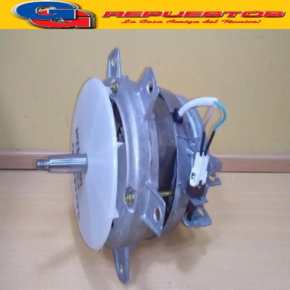 MOTOR ELECTRICO SECARROPAS CODINI  ADVANCE(15mm) AD45 AD55 AD61 PLASTIACERO 6 TENSORES