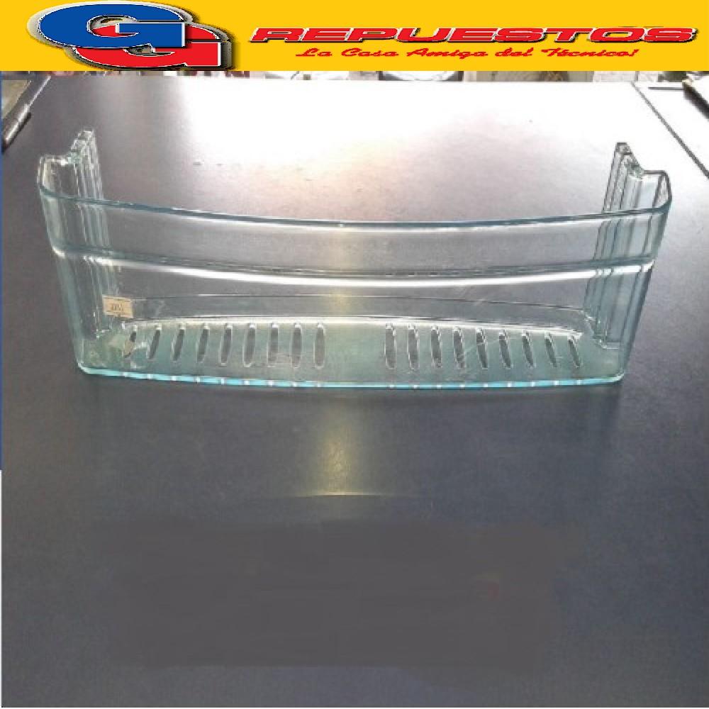 BALCON / ANAQUEL / ESTANTE ALTO 600 HELADERA COLUMBIA KOHINOOR 11.3CM X 43.6CM