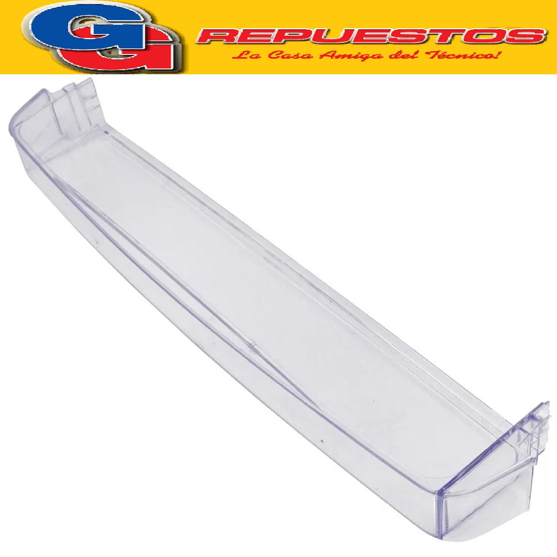 ANAQUEL BAJO 660 CRISTAL HELADERA PATRICK 54.3CM X 5.3CM