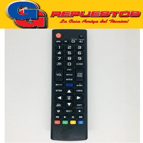 CONTROL REMOTO LED SAMRT LG NUEVO 3903