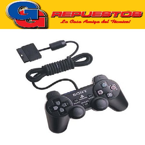 JOYSTICK CONTROL COMANDO PLAYSTATION 2 SONY PS2