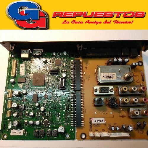 PLAQUETA MAIN JVC SANYO MODELO LT-42DR51(USADA) LT42DR51.S.L103.809 1LGB10Y0740A.SUB.UE8L  LT42DR51.M.L103.284 1LG4B10Y073CA.MAIN.UE8L 1AV4F1B6Z0010-UCA32JA-LOT-FYAK MSD309PX-LF-SA AP4V289D 1106B