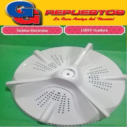 TURBINA LAVARROPAS ELECTROLUX LI85Y ISADORA. AGITADOR RODETE Cod.Origen:5206144 (ELECTROLUX) A11101601_IMPELLER Produtore: Frimetal S.A.