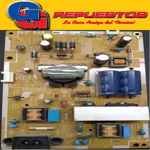 PLAQUETA SAMSUNG MODELO:UN32EH5300G (USADA) PSLF570A04A REV 1.3 2012.02.08