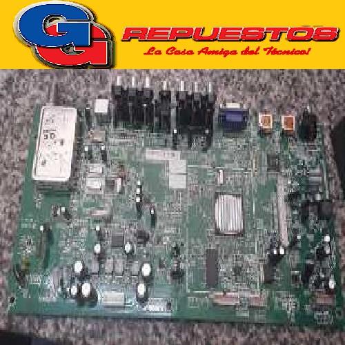 PLAQUETA MAIN RCA MODELO:L46E9FHD (USADA) L46E9FHD (1) 5 1 134 40-02MS91-TEB2XG